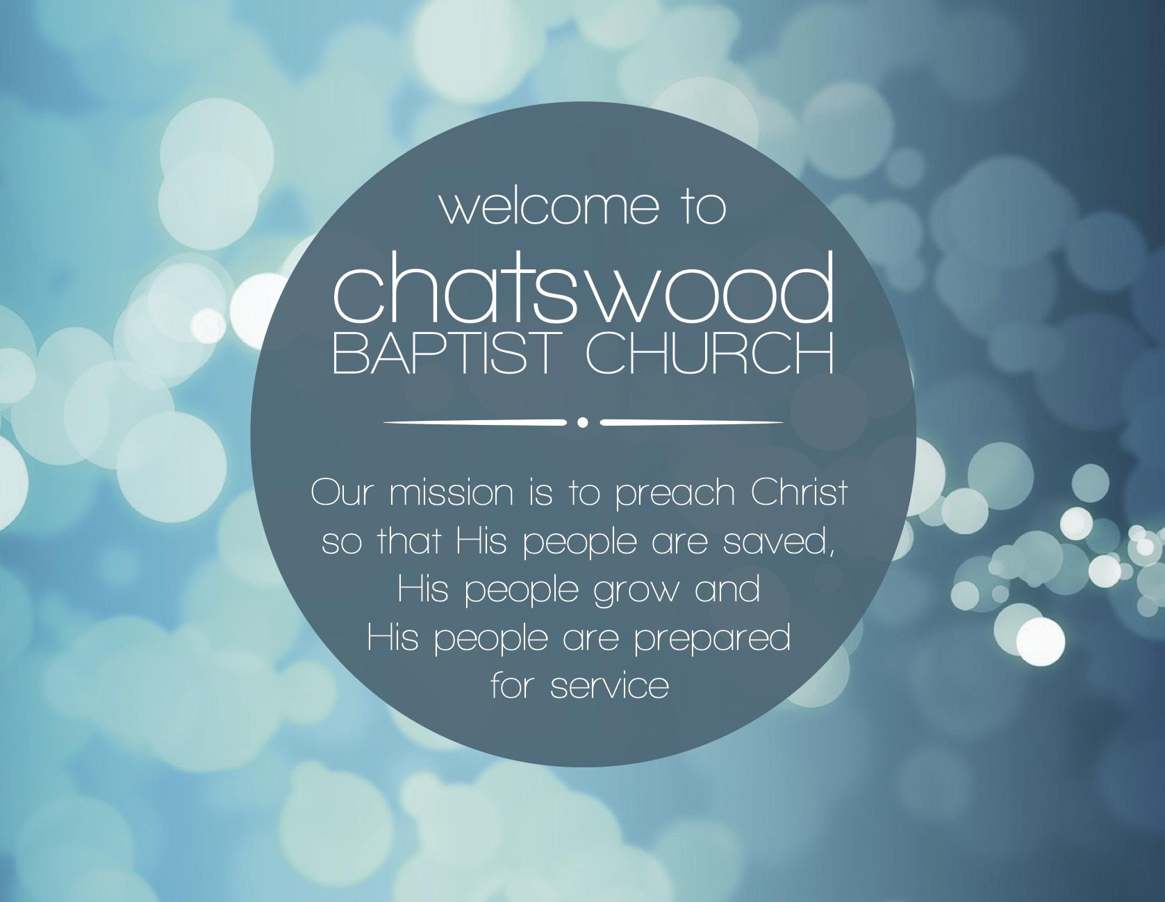 Chatswood Baptist