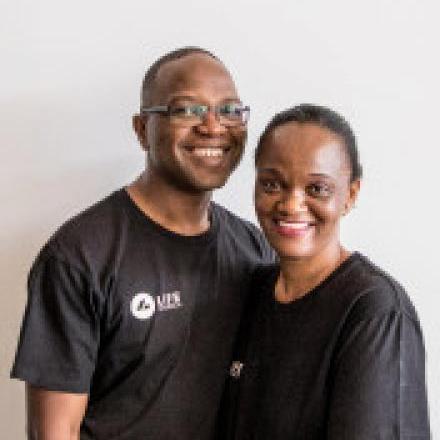 Sharon & Blessing Razunguzwa